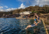 LA VALLETTE BATHING POOLS VALENTINE'S DAY PLUNGE 2016