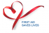 Love is ... saving a life says Asset First Aid Training