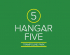 Laugh yourself fit at Hangar 5