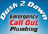 Dusk2Dawn Emergency Call Out Plumbing