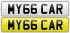 New 66 plates available.