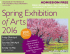 Spring Exhibition Of Arts At The Children's Trust @childrens_trust #localart