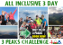 3 Peaks Challenge over an entire weekend