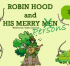 Robin Hood and his Merry Persons
