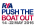 RYA Push the Boat Out with Equinox Sailing