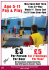 5-11 Pay and Play - May/June Half Term