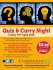 Curry & Quiz Night @ Calderfields