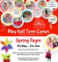 Kids May Holiday Camp with Get Active Sports. 4+