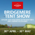 Cotswold Outdoor Bridgemere: Tent Show 2016