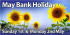 Celebrate May Bank Holiday Weekend at the Woolpack Inn Sunday 1st May – Monday 2nd May