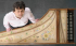 Robin Bigwood plays The Harmonious Harpsichord