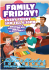 Family Friday every Friday at Silver Blades Solihull