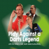 Eric Bristow and Keith Deller Darts Lengend Tour