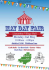 May Day Fair - Monday May 2nd 2016