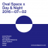 Oval Space Music x Day & Night