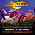 Osibisa live at Hideaway Jazz Club