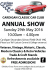 Cardigan Classic Car Club Annual Show