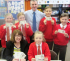 Year 5 Balsall Common Primary School Pupils Make Fivers Flourish