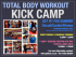 Ladies Only Kick Camp @ GioKick