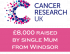 Windsor based single mum of four raises over £8,000 for Cancer Research UK