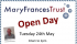 Mary Frances Trust Open Day in Epsom @MaryFrancesTrst