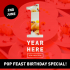 1 Year Here: Pop Feast Birthday Supperclub