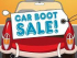 Milford Haven Car Boot Sale