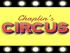 Chaplins Circus is coming to Cheltenham 8 - 12 June 2016