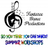 Fantazee Dance Summer School Workshop St Neots 6 -10 years