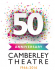 Camberley Theatre's 50th Anniversary
