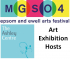 @Ashley_Centre #Epsom hosts Arts Exhibition for @MGSO4Festival