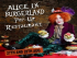 Alice in Burgerland Pop Up Restaurant - Family Day Out - Brentwood, Essex