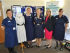Nurses Step Back In Time To Celebrate Change In Their Profession