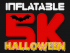 5k Inflatable Obstacle Run – Halloween Special