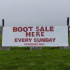 Pevensey Bay Boot Sale