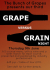 Grape Versus Grain