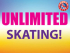 UNLIMITED Skating Sessions at RollerCity