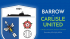 Barrow AFC vs Carlisle United
