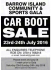 Barrow Island Community Car Boot Sale