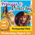 Princess and Pirate Day - Ponty Park