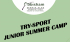 Try-Sport Junior Summer Camp (ages 8 to 14) at Ebbisham Centre #Epsom