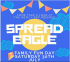 Spread Eagle: Family Fun Day