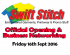 Swift Stitch St Neots - Official Opening of New Retail Unit - Friday 16th September 2016