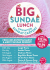 The Big Sundae Lunch!