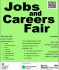 Jobs and Careers Fair