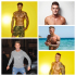 Up-close and Personal: Geordie Shore and Love Island Hunks at Unit 1!