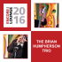 THE BRIAN HUMPHERSON TRIO