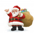 Father, chirstmas, choir, singing, toys, gifts, cross, inn