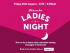Ladies Night at Sweat! Union Gym