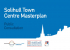 Have your say In Shaping Solihull's Town Centre
